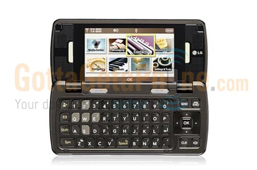 LG enV Touch VX11000 No Contract 3G QWERTY MP3