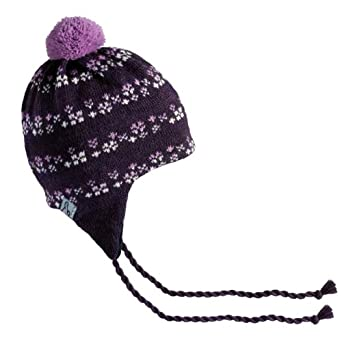 Buy Turtle Fur - Ladies Classic Ski Hat, Wildwood Earflap, Wool Knit by Turtle Fur