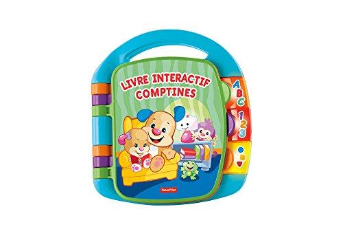 fisher-price-cdh39-livre-interactif-comptines-jouet-deveil