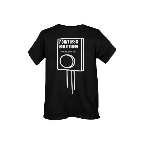 Amazon.com: ASDFMovie By TomSka Pointless Button T-Shirt