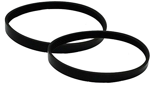 Vacuum Parts & Accessories 2 LG Kompressor Vacuum Belts LuV200R LuV300B LuV400T MAS61842501 Micro-V 5EPH271 (Lg Kompressor Canister Vacuum compare prices)