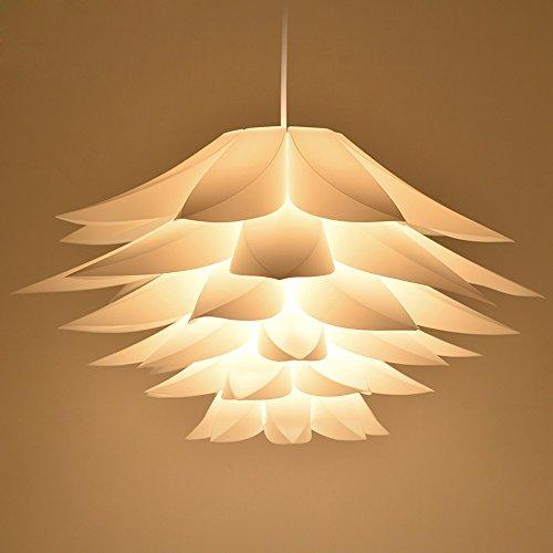 Creative moderni lampadari di petali, un accogliente salotto camera da letto sala da pranzo lampadario,50cm 29cm,3kg