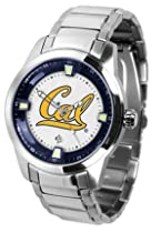 California (UC Berkeley) Golden Bears Titan Steel Watch