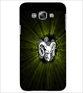 PrintDhaba Zodiac Aries D-6041 Back Case Cover for SAMSUNG GALAXY GRAND 3 (Multi-Coloured)