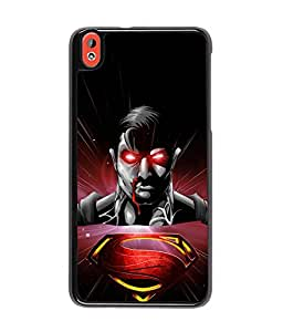 Fuson Cartoon Character Back Case Cover for HTC DESIRE 816 - D3672