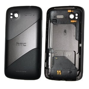 NEW HTC OEM SENSATION 4G BATTERY BACK DOOR COVER CASE HOUSING FACEPLATE FOR SENSATION
