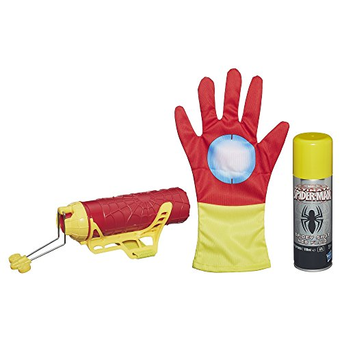 Spide (Iron Spiderman Costume)