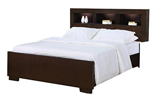 Contemporary King Size Beds 9201 front