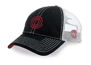 Odyssey 2011 Magna Adjustable Cap (Black/White)