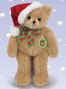 Bearington Bear My 1st Christmas Teddy Bear by Bearington