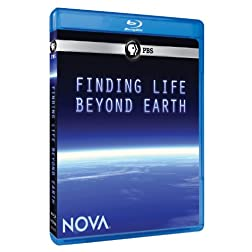 Nova: Finding Life Beyond Earth [Blu-ray]