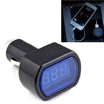 12v 24v dc n voiture voiture mini voltm tre tension automatique automatique d tecteur. Black Bedroom Furniture Sets. Home Design Ideas