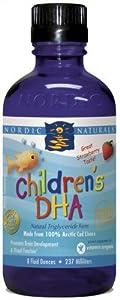 Nordic Naturals - Children's DHA (Strawberry) - 8oz