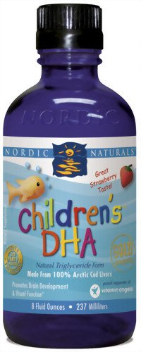 Nordic Naturals - Children'S Dha (Strawberry) - 8Oz
