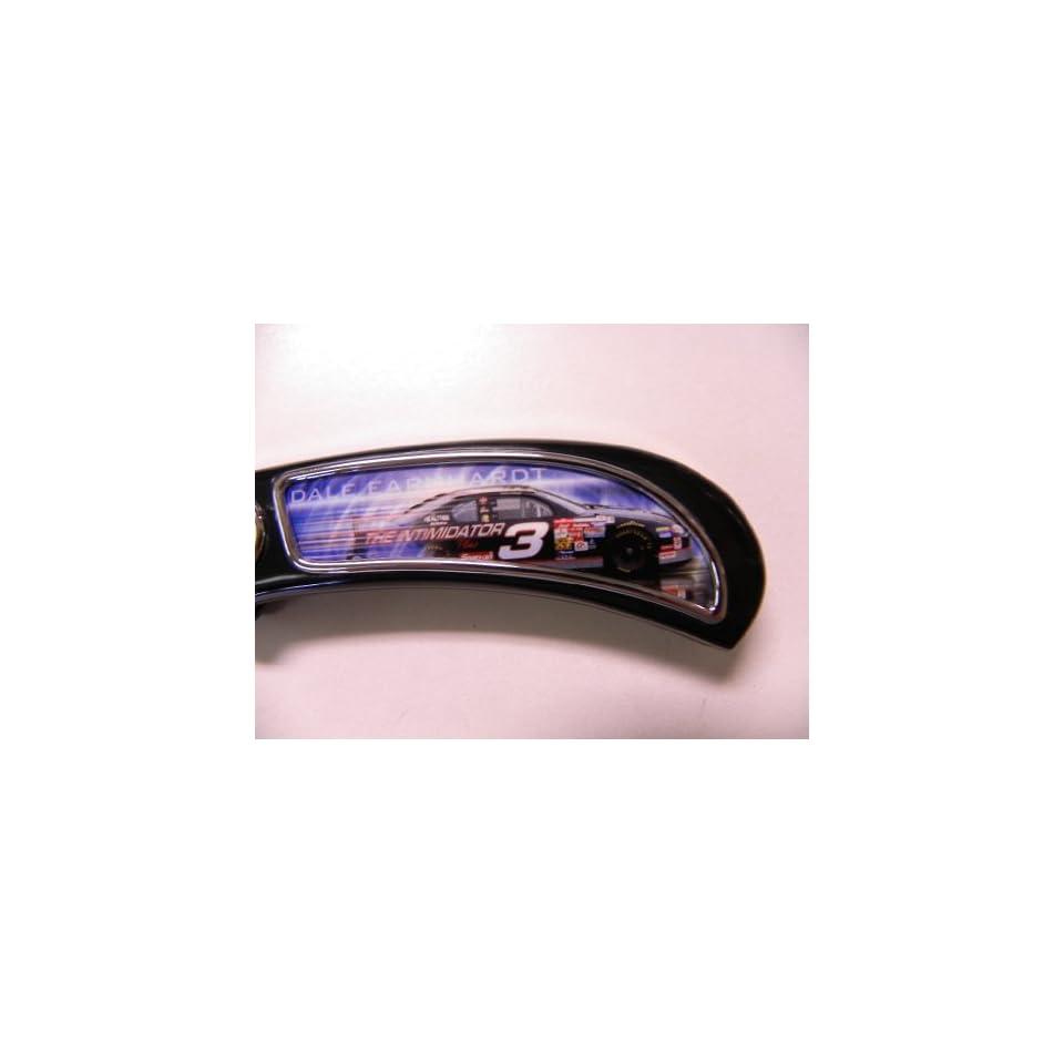 Franklin Mint Nascar Dale Earnhardt Pocket Knife  The Intimidator  B11C151