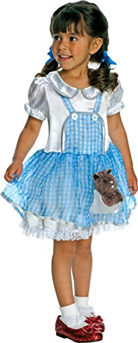 Morris Costumes Little Girls Wiz Of Oz Dorothy Costume, 2T-4T