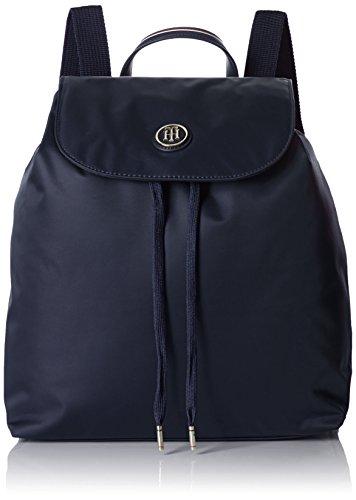 Tommy Hilfiger Damen Poppy Backpack Rucksackhandtaschen, Blau (Midnight 001 001), 29x36x15 cm thumbnail