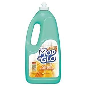 Professional MOP & GLO 74297CT - Triple Action Floor Cleaner, 64 oz Bottle