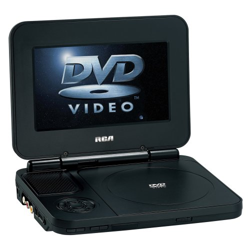 """@# Disc Players & Recorders On Sales: RCA 7"""" Portable DVD"""