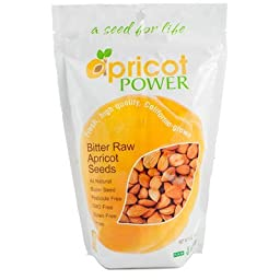 Bitter Raw Apricot Seeds, 32oz. - 2lb