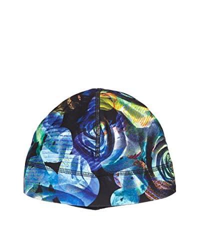 Alpine Pro Mütze LILIS schwarz/blau