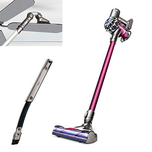 Dyson DC59 Motorhead Plus Stick Vacuum With Bonus Tools- Fuchsia/Iron (Dyson Digital Dc59 compare prices)
