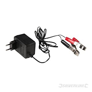 SILVERLINE Trickle Charger Euro Plug
