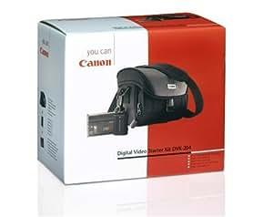 Canon Accessoires pour appareils photo DVK-204 : Kit accessoire : BP208 + DVD + nouveau sac 1516B002