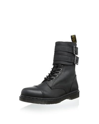 Dr. Martens Men's Brock Double Buckle Boot