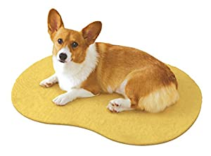 Self-Heating Beanie Mat for Dogs (Large) [AMNB-750] Yellow