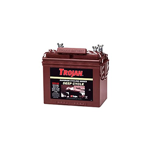 Trojan SCS150 12V 100Ah Group 24 Superior Deep Cycle Battery FAST USA SHIP (Trojan Golf Cart Batteries compare prices)