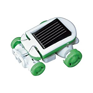 Sunforce 82311 6-in-1 Solar Toy