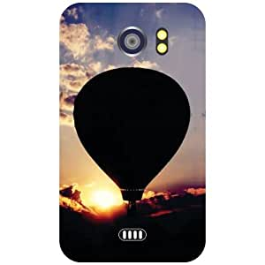 Micromax Canvas 2 A110 Back Cover - In The Air Designer Cases