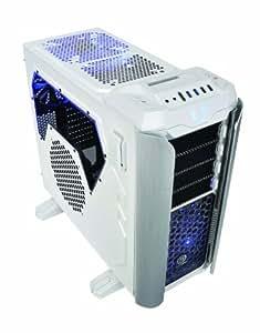 Thermaltake Armor Revo Snow Edition Full Tower PC-Gehäuse (microATX, ATX, eSATA, 2x USB 3.0) weiß