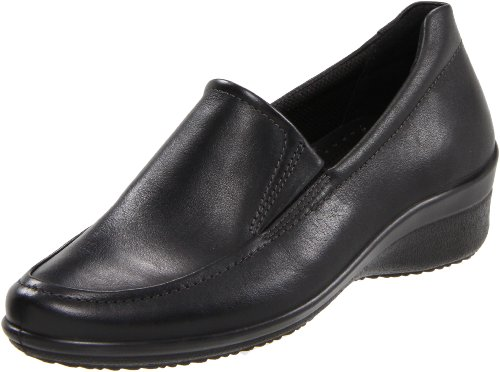 ECCO Shoes Corse Slip On 21204301001, Damen Slipper, Schwarz (Black), 40 EU / 6,5 UK