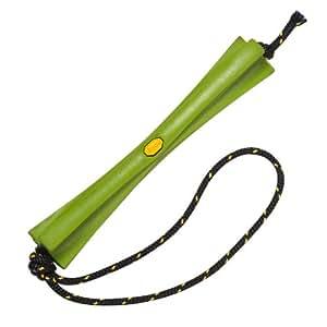Vibram K9 Stick with Rope Dog Toy, 8-Inch, Laurel