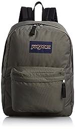 Jansport Superbreak Backpack (Forge Grey)