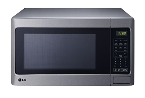LG LCRT1513ST Countertop Microwave Oven, 1100-watt, Stainless Steel (Lg Microwave Oven Small compare prices)