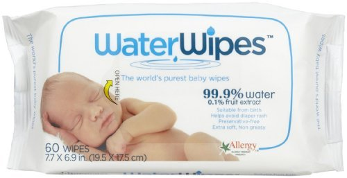 WaterWipes Baby Wipes Pack - 60ct