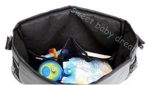 Bolso Para Bebe / Bolso / Bolso Perfecto Para Viajar con un Bebé por sweetbabydream en BebeHogar.com