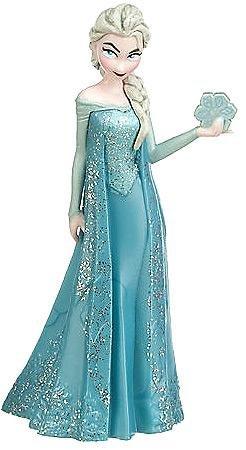 Disney Frozen Exclusive LOOSE Mini PVC Figure ELSA