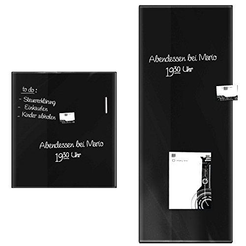 tableau-en-verre-aimante-master-of-boardsr-sao-paolo-2-tailles-en-noir-elegant-design-original-fonct