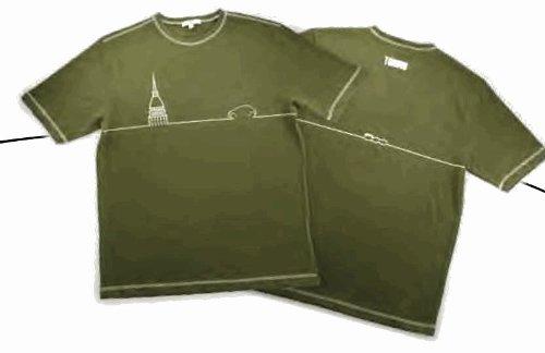 Fiat AG 50907494T-Shirt da uomo XXL