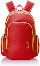 The Vertical Fuse Red Casual Backpack (VR/FUS04BP/JUS2015)