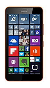 Microsoft Lumia 640XL LTE 5.7-Inch SIM-Free Windows Smartphone - Orange
