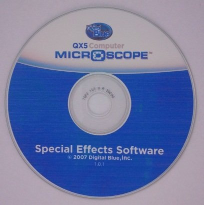 Replacement Software for QX5 Microscope - 1