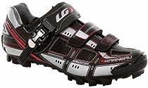 Louis Garneau 2012/13 Montana XT2 Mountain Bike Shoes - Black - 1487089-020 (46)
