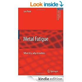 Metal Fatigue: 145 (Solid Mechanics and Its Applications)