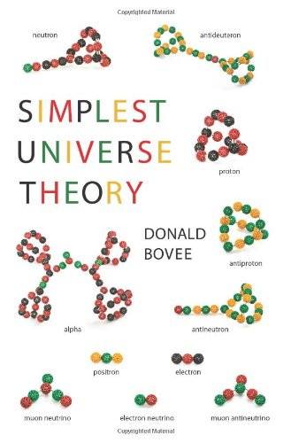 Simplest Universe Theory098349715X : image