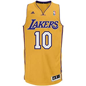 NBA Los Angeles Lakers Steve Nash Youth 8-20 Replica Home Jersey by adidas
